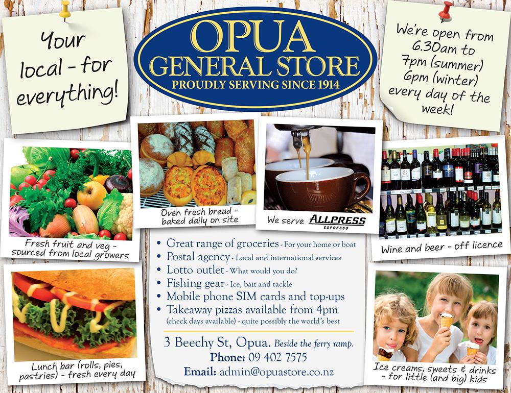Opua General Store