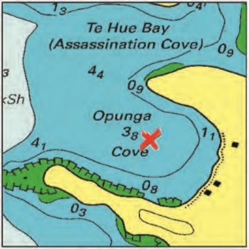 Opunga Cove