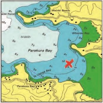 Parekura Bay