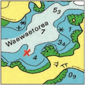 Waewaetora Passage