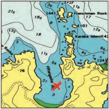 Whangaihe Bay