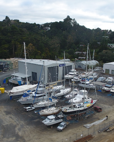 Bay of Islands Marina