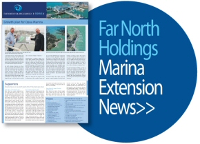 Far North Holdings Marina Extension News