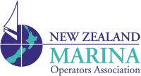 NZ Marina Operators Association logo