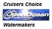Open Ocean Watermakers logo